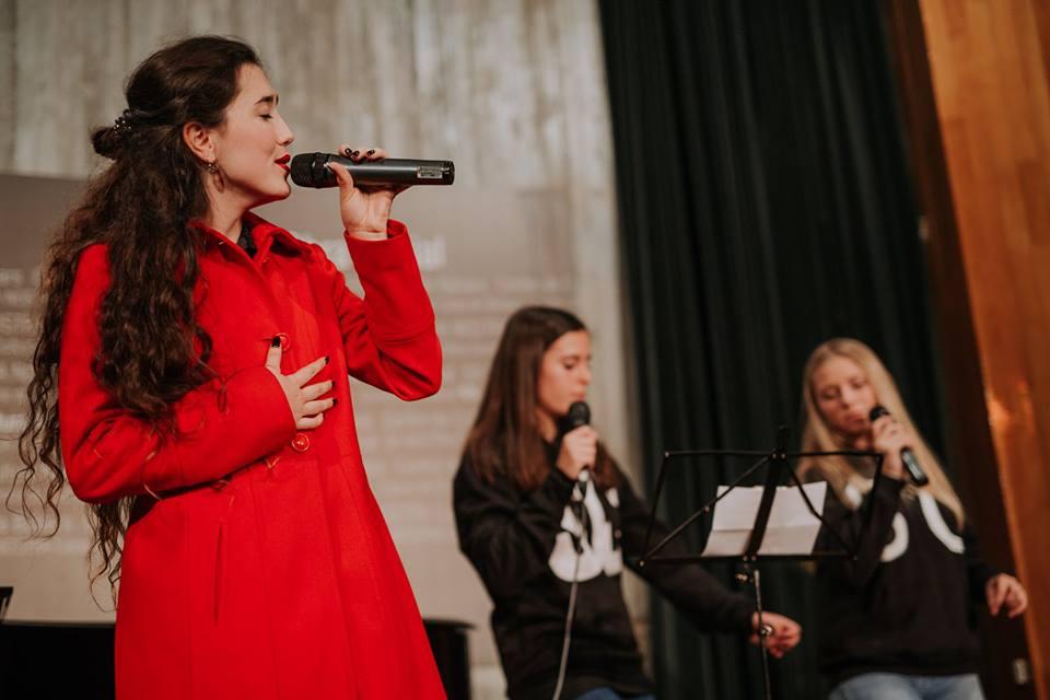 concierto de navidad de la academia renacimiento en Mallorca